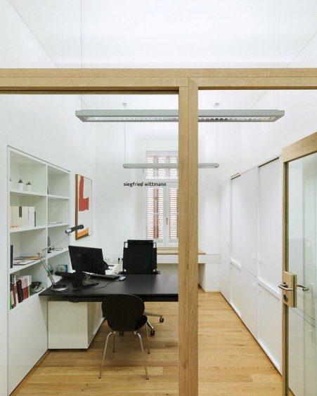 Büroblick Kammeramt (OG1)